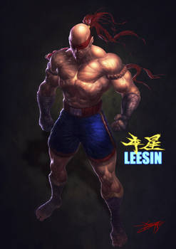 LOL Leesin!