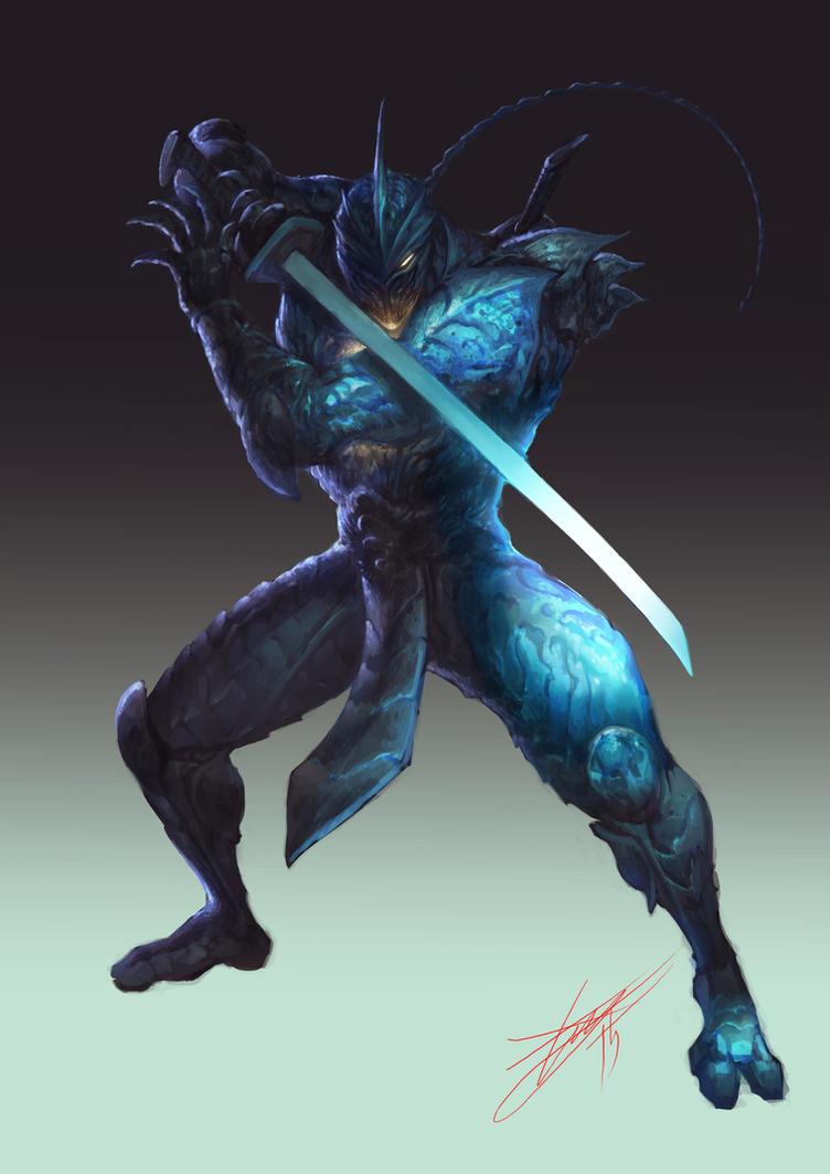 Creature Shen by HeeWonLee