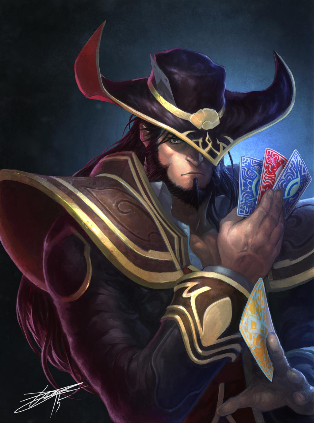 how to play twisted fate