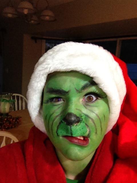 Grinch costume by FallenRider333 on DeviantArt