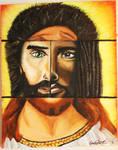 'Jesus Of Suburbia' Painting
