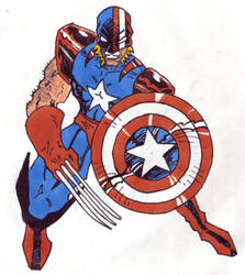 Weapon America by SlimDragon