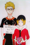 tsuki and kenma