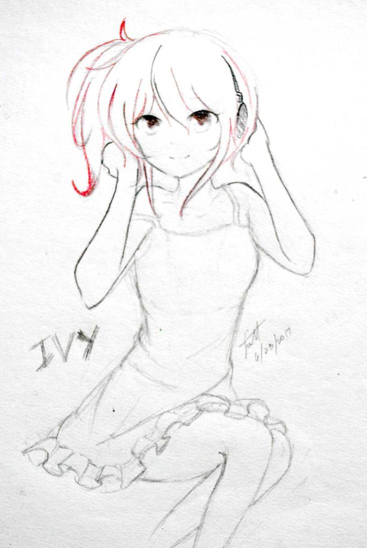 beat (IVY) by Lunarhie