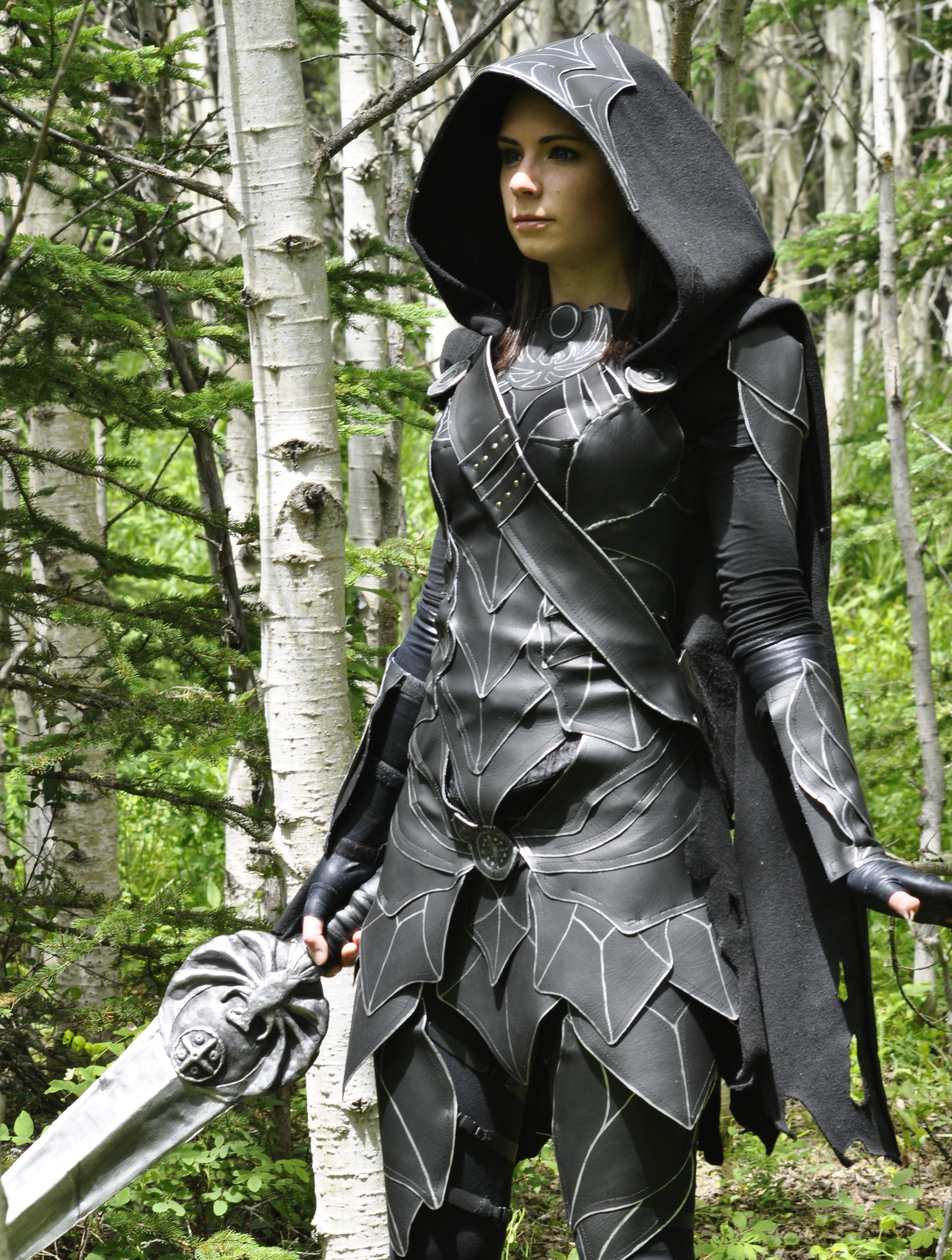 Nightingale Nightingale Armor Skyrim