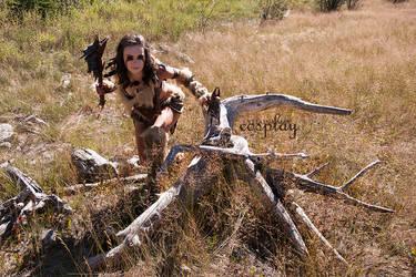 Forsworn (Skyrim) - Driftwood