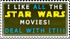 Star Wars Stamp by TheKnightOfTheVoid