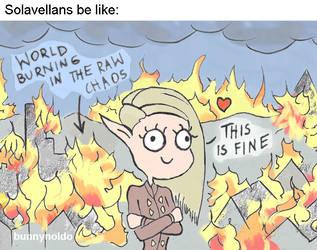 Solavellans be like by bunnynoldo