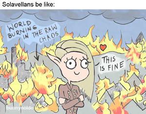 Solavellans be like