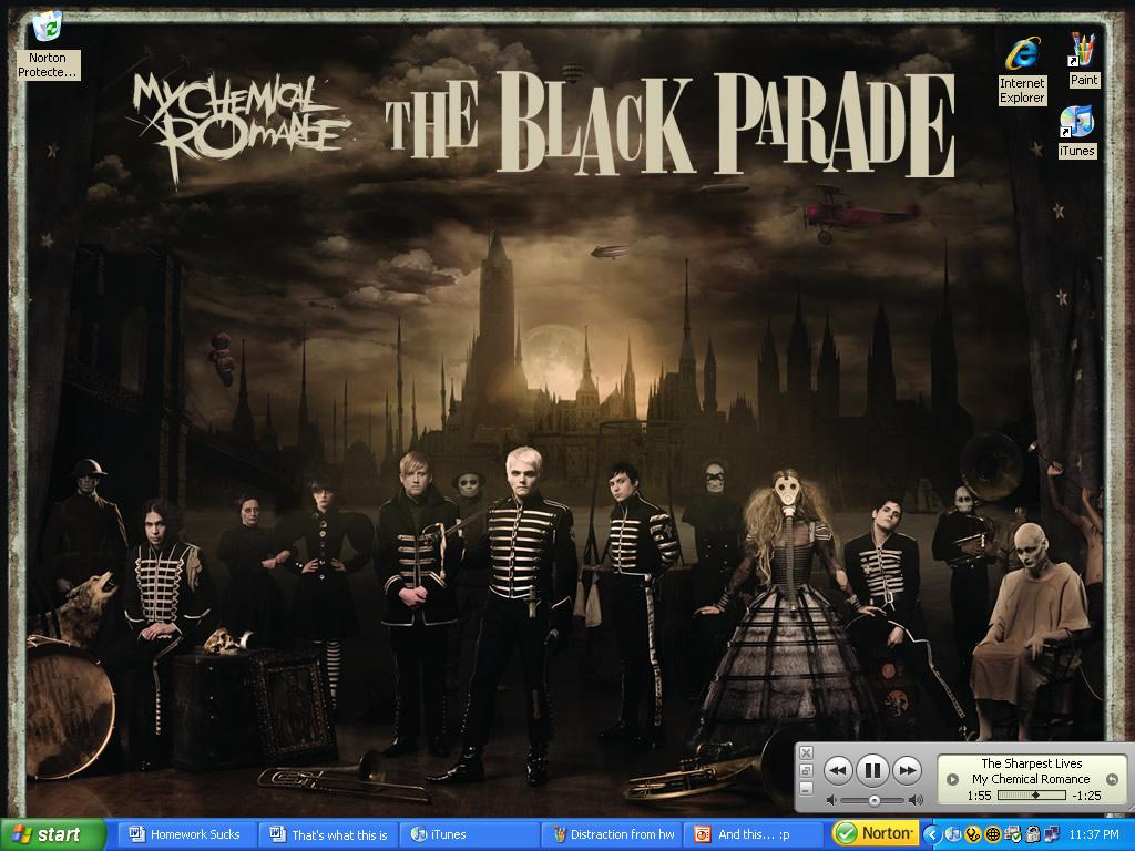 My Very Much Loved Desktop by Raven916