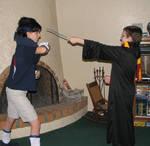 Sasuke Uchiha Vs. Harry Potter
