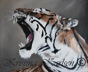 The gallery for --> Tiger Roaring Tumblr - photo#18