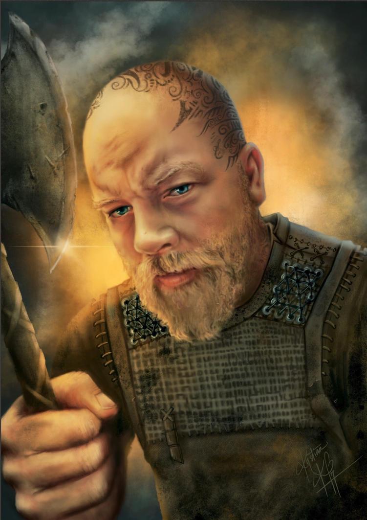 I am Viking by KristinaKarlsen
