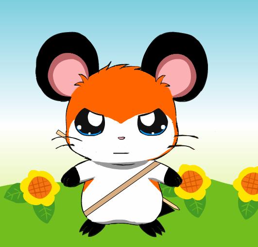 Kitsune-Ham by RuBoo