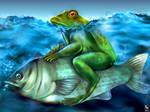 Lazy Frog
