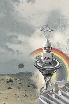 Guardian of the rainbow