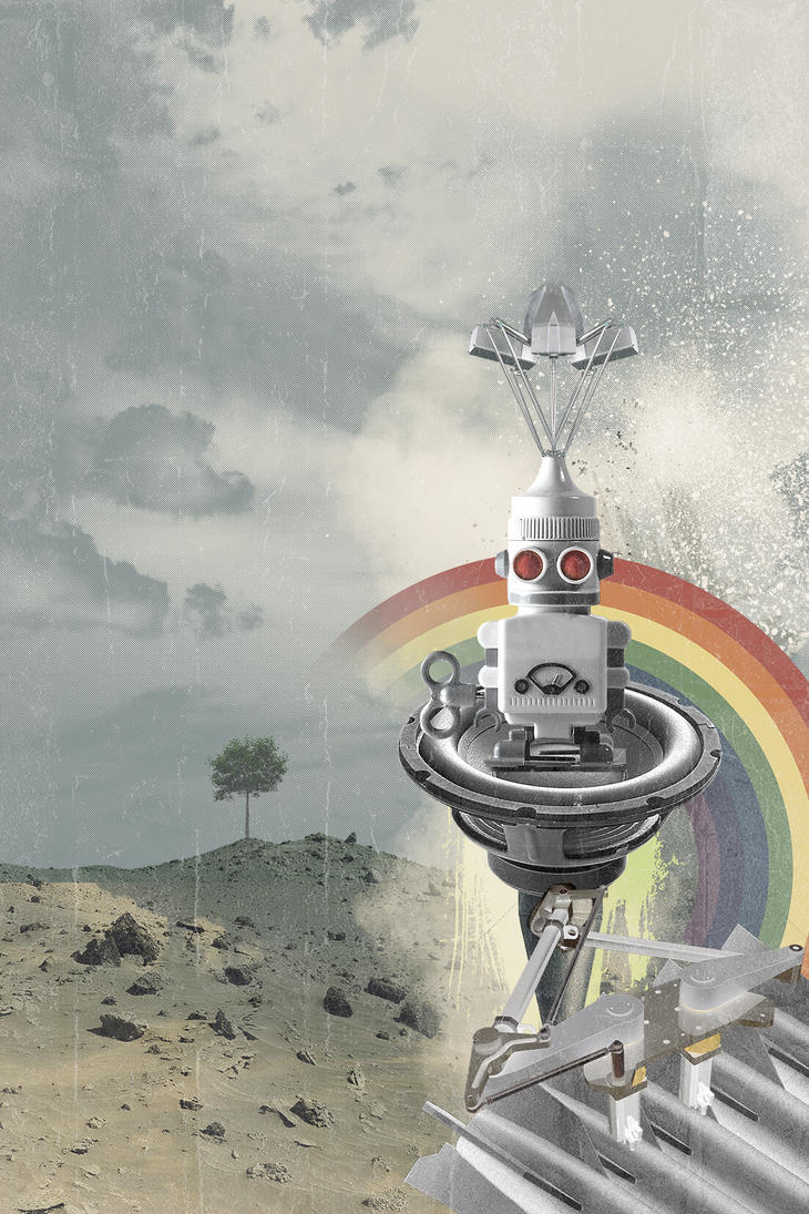 Guardian of the rainbow by gordian
