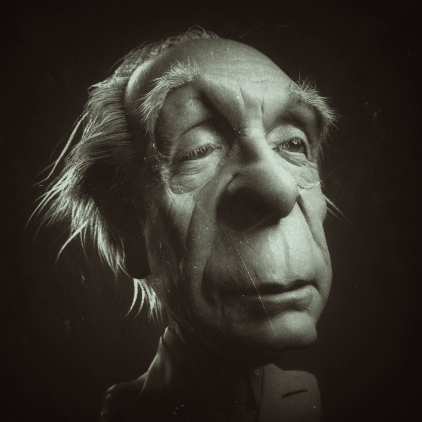 Borges (2014) by meandmygun