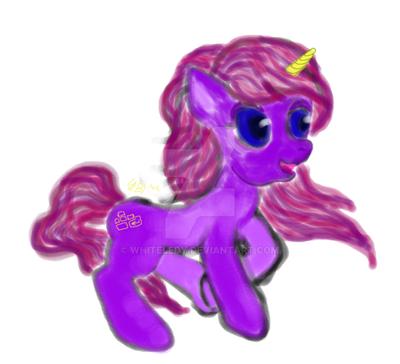My Ponyzation by WhiteLedy