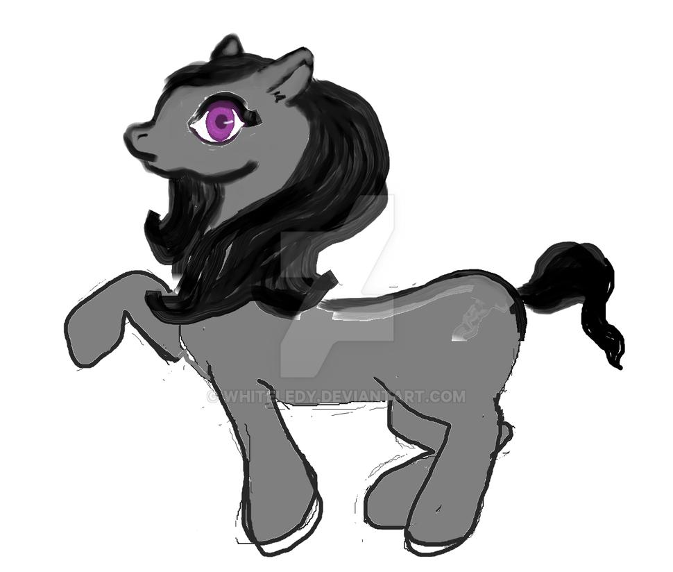 Pony ver3 by WhiteLedy