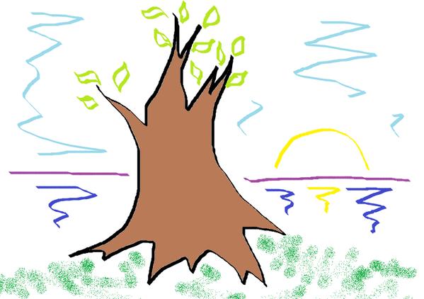 Tree by WhiteLedy