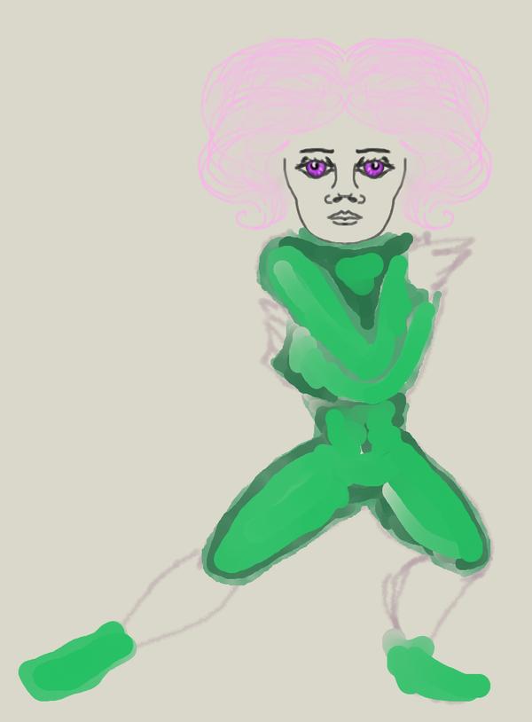 Green Wear by WhiteLedy