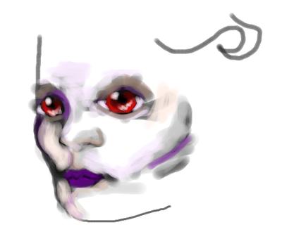 Face by WhiteLedy