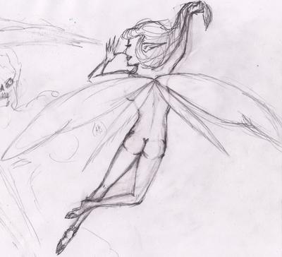 Fairy by WhiteLedy