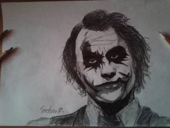 The Joker by Prusak60