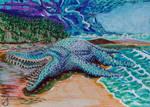 Beached Liopleurodon
