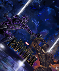 Black Panther 3 day project