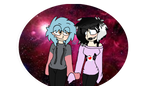 Ray and Andressa {A.T} by MISS-MISHI