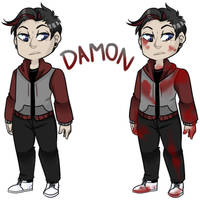 Horror Night: Damon by YTCTMST