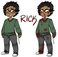 Horror Night: Rick by YTCTMST