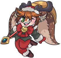AT: Christmas in March by YTCTMST