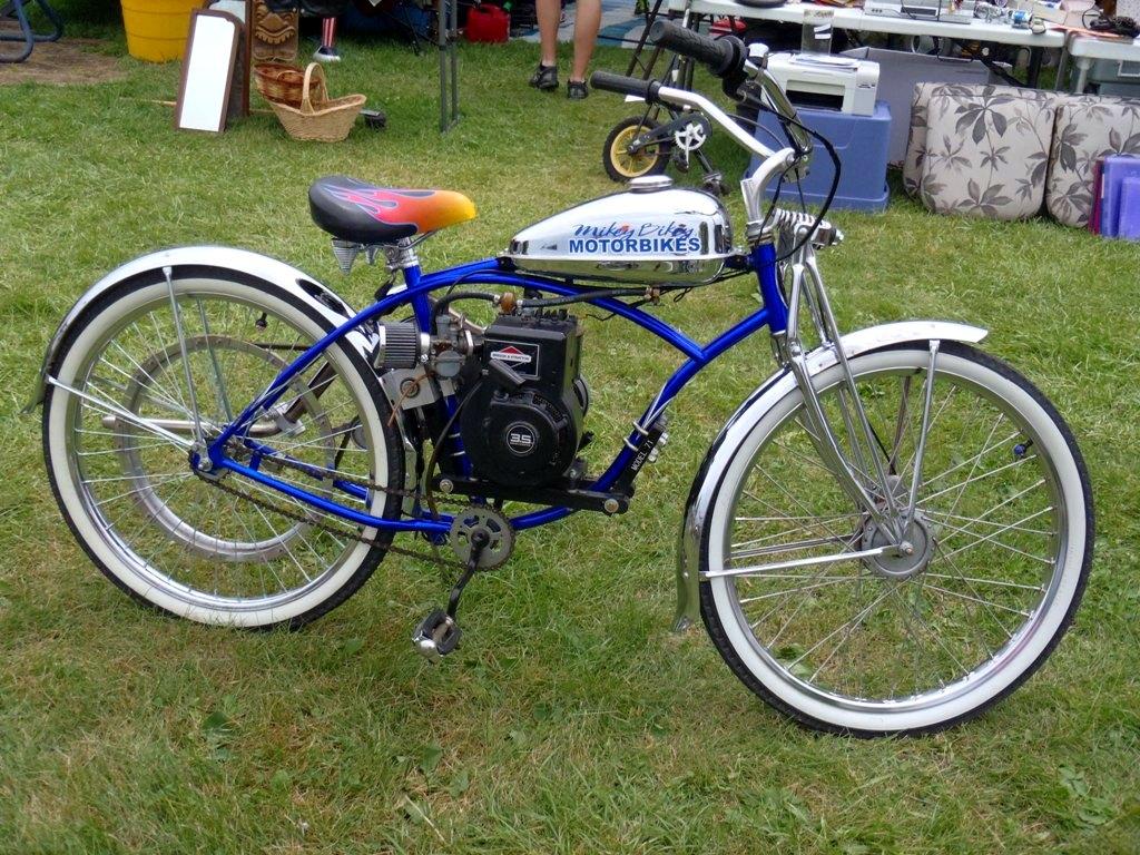 Vintage motor bike show portland indiana