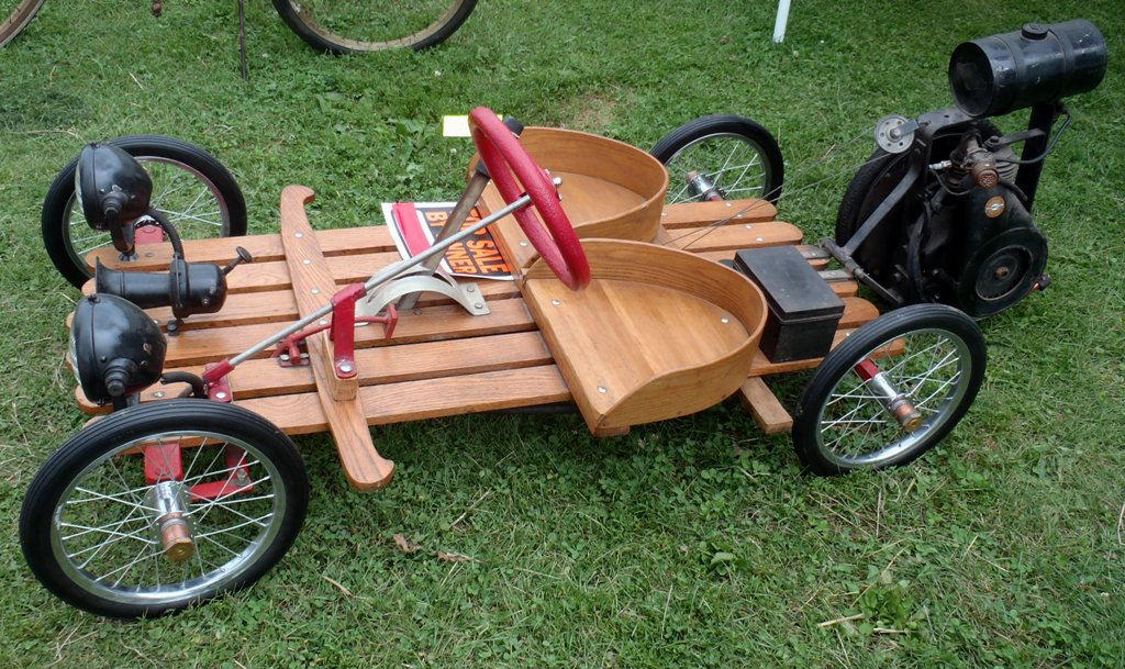 Wood Frame Go Kart Nakanakorg