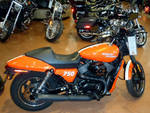 2015 XG Harley-Davidson Street 750 right by Caveman1a