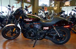 2015 XG Harley-Davidson Street 750 left by Caveman1a