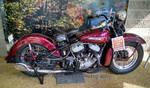 1948 WL-45  Harley-Davidson by Caveman1a