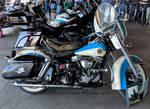 Panhead Harley-Davidson by Caveman1a