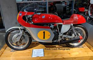 1964 MV Agusta 500cc Grand Prix by Caveman1a