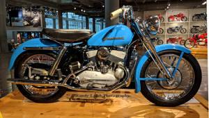 1952 K-Model Harley-Davidson by Caveman1a