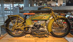1920 Harley-Davidson Opposed Sport Twin by Caveman1a