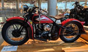1932 Harley-Davidson RL Sport Solo   2 of 3 by Caveman1a