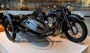 Very Rare 1937 BMW R17  Part 1 of 2 by Caveman1a