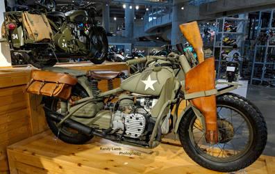 1942 XA Harley-Davidson P1 of 3