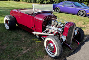 Chevrolet Powered Hot Rod Part 1 of 2 by Caveman1a