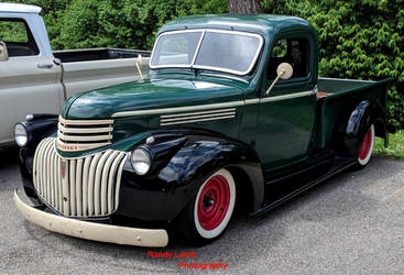 Old Chevrolet Truck by Caveman1a