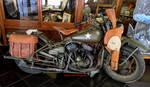 1942 WLA Harley-Davidson by Caveman1a